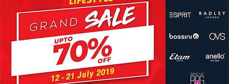 Minor Lifestyle Grand Sale