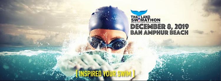 Thailand Swimathon 2019