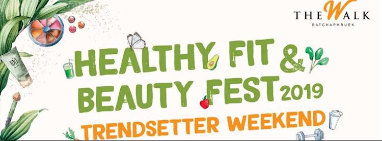 Healthy Fit & Beauty Fest 2019