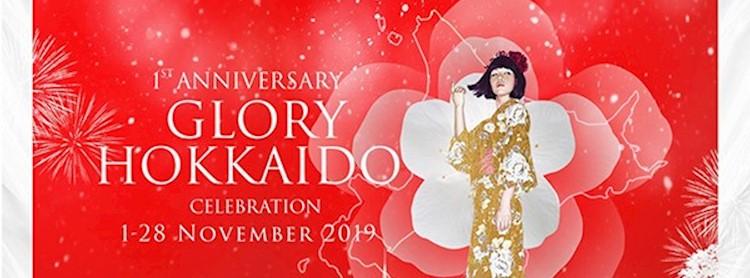Siam Takashimaya 1st Anniversary Glory Hokkaido Celebration