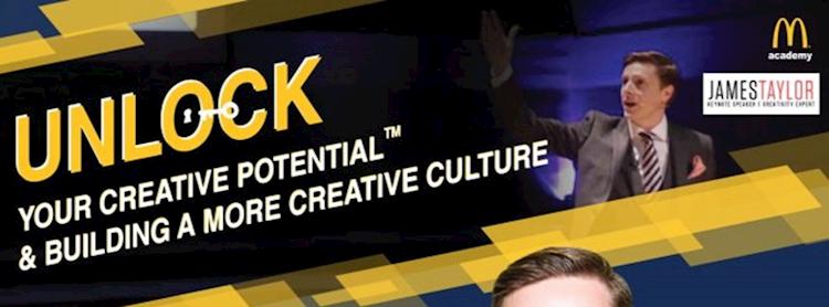 Unlock Your Creative Potential & Building a More Creative Culture