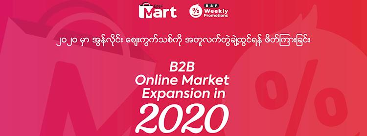 B2B Online Market Expansion in 2020