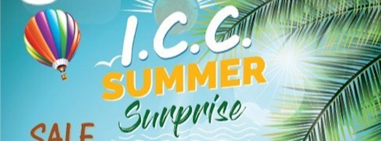 I.C.C. Summer Surprise Sale