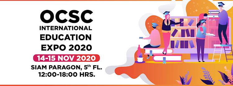 OCSC International Education Expo 2020