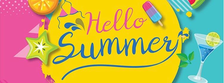 Hello Summer by NJ Market