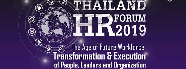 Thailand HR FORUM 2019