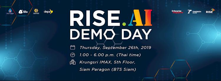 RISE.AI Demo Day