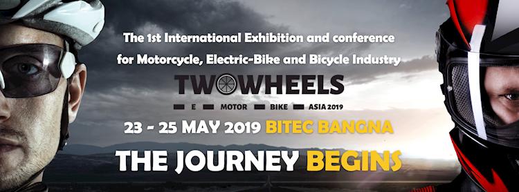 Two Wheels Asia 2019