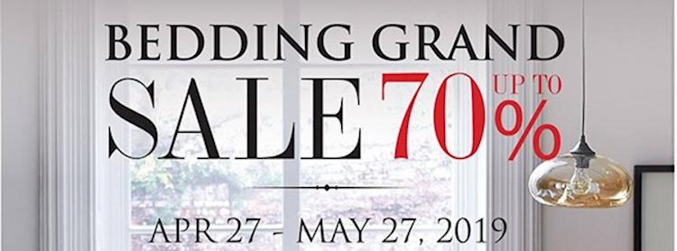 Bedding Grand Sale