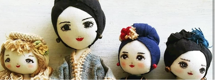 Handmade Fabric Dolls Workshop
