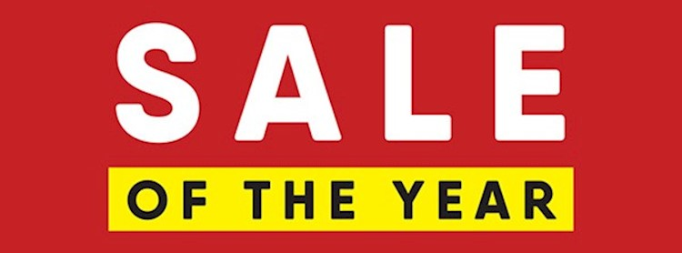 Sale Of The Year 2019