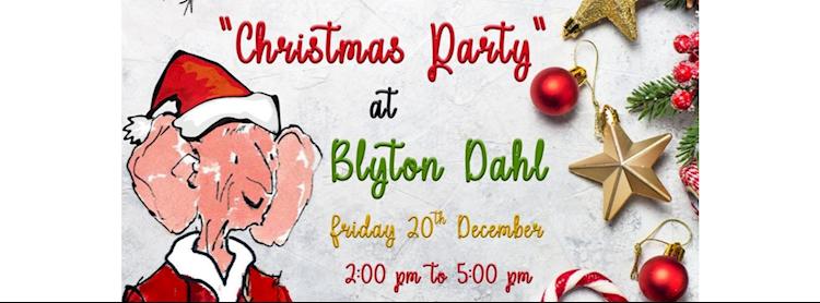 The Blyton Dahl Christmas Party!