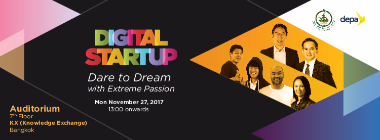Digital Startup: Dare to Dream with Extreme Passion