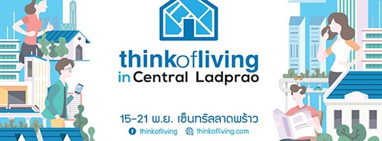 Think of Living in Central Ladprao