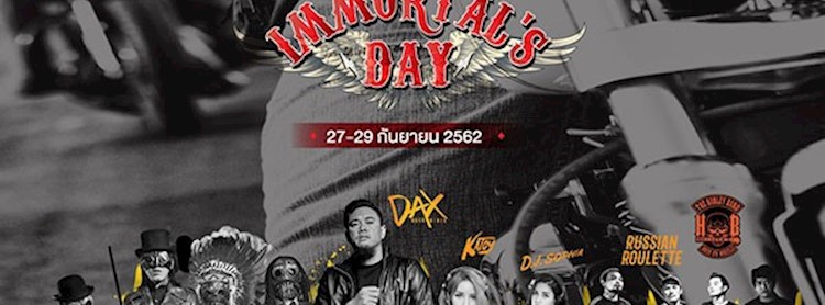 Immortal's Day