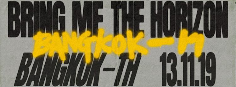 Bring Me The Horizon Live in Bangkok 19