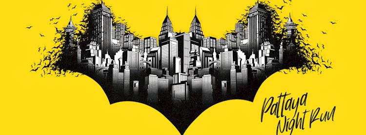 Batman Pattaya Night Run