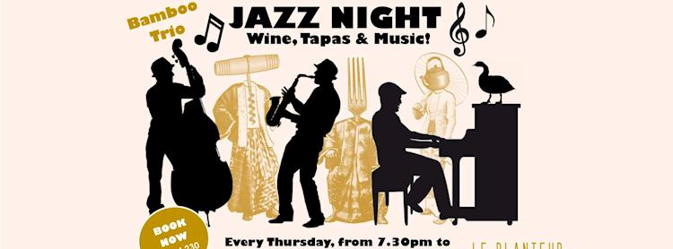 Jazz Night by Le Planteur Restaurants & Lounge-3DA24E3D4EDB