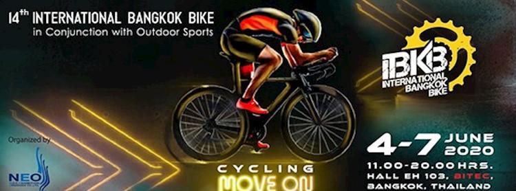 International Bangkok Bike 2020