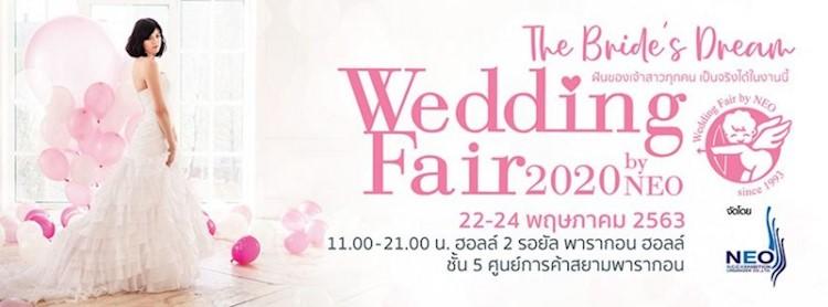 Wedding Fair 2020 by NEO