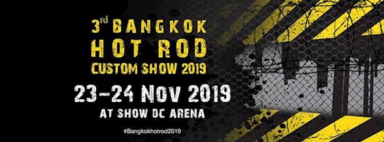 Bangkok Hot Rod Custom Show 2019
