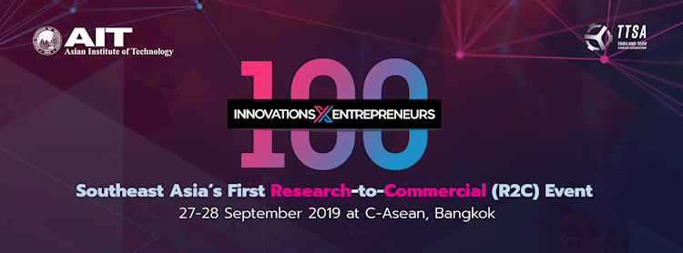 100 Innovations x Entrepreneurs