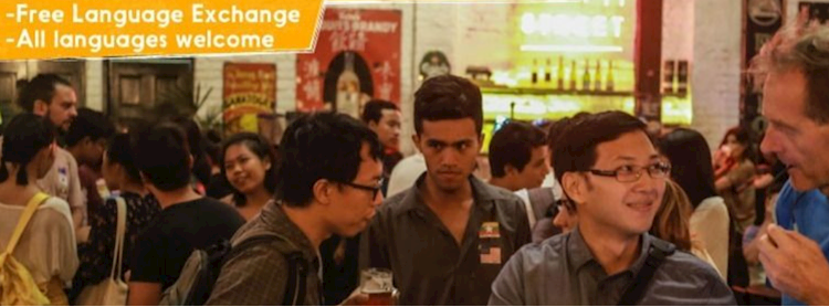 Mundo Lingo Yangon Language Socials