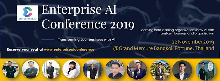 Enterprise AI Conference 2019