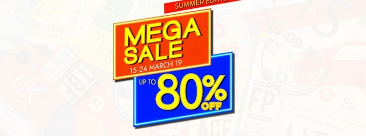 The Travel Store Mega Sale – Summer Edition