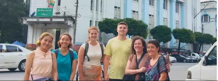 Free Yangon Walks