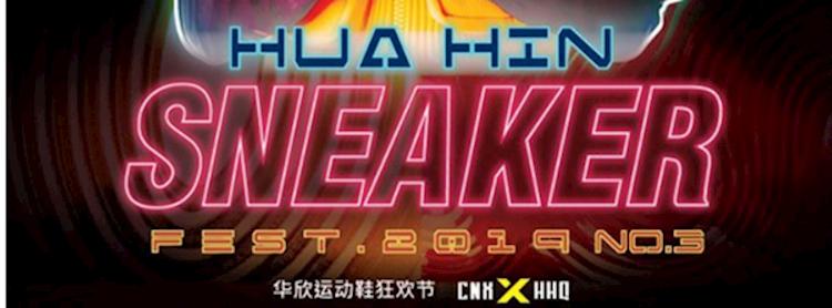 Hua Hin Sneaker Festival 2019