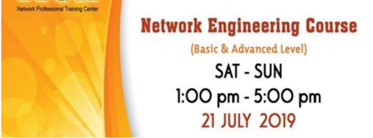 Network Engineering Course
