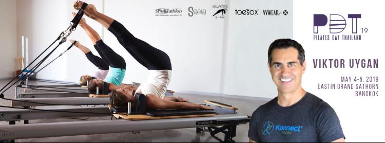 Pilates Day Thailand 2019 : Workshop
