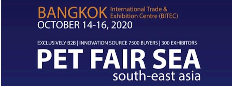 Pet Fair Southeast Asia 2020