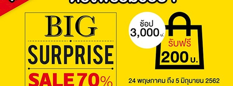 Big Surprise Sale