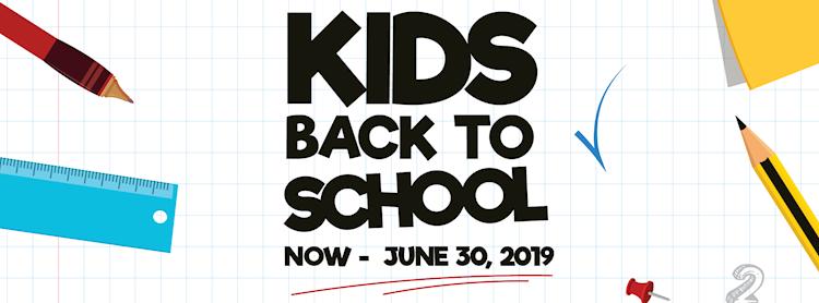 คิดส์ แบค ทู สคูล (KIDS BACK TO SCHOOL)