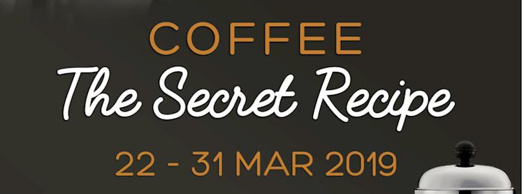 Coffee : The Secret Recipe