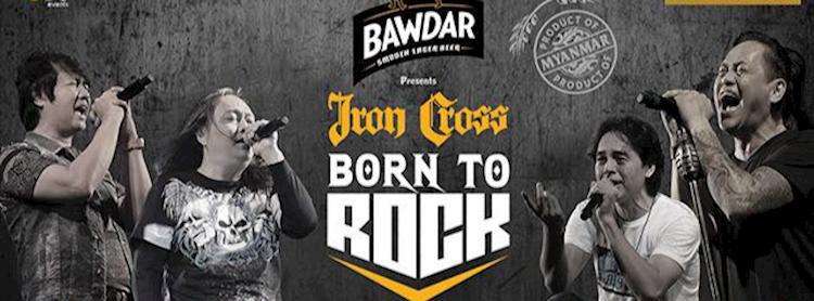 BAWDAR Presents Iron Cross Born to Rock