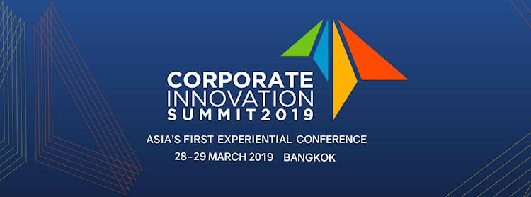 Corporate Innovation Summit 2019