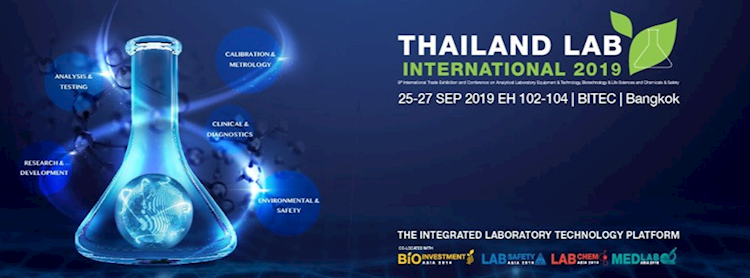 Thailand LAB International 2019 9TH International
