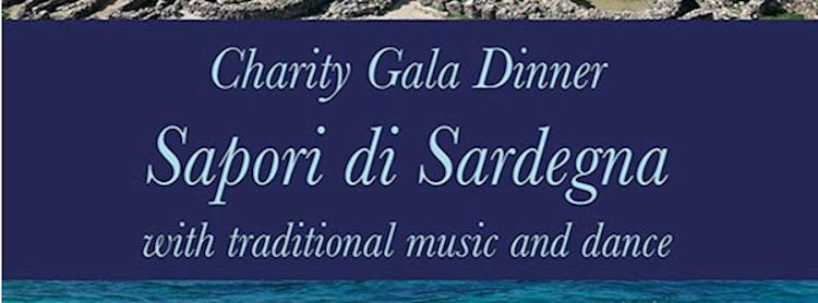 Soul of Sardinia Chaine des Rotisseur Charity Gala Dinner
