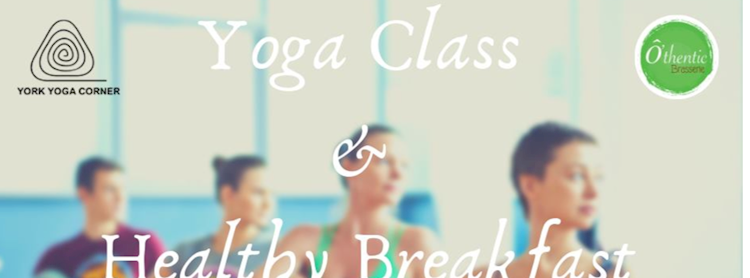 Yoga Class + Healthy Breakfast - 12,000ks
