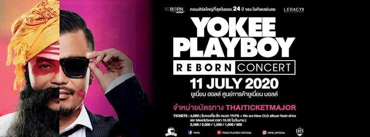 YOKEE PLAYBOY REBORN CONCERT