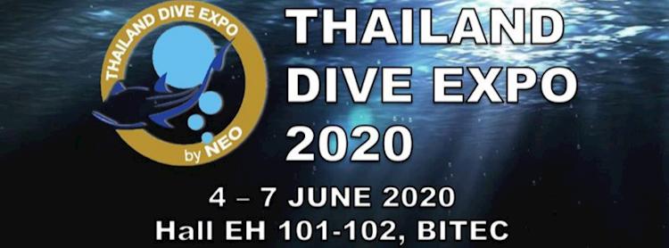 Thailand Dive Expo 2020