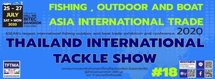 Thailand International Tackle Show 2020