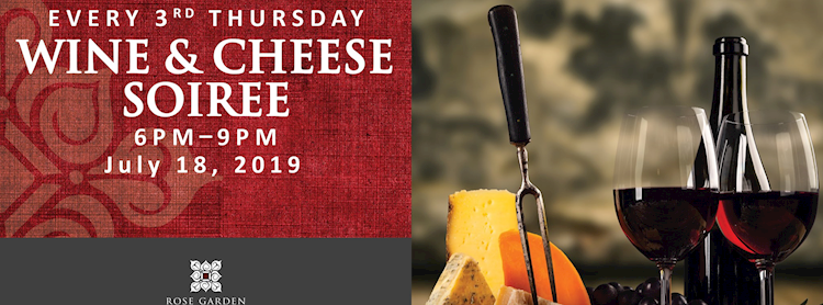 Wine & Cheese Soiree
